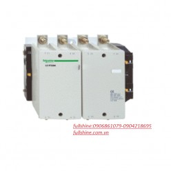 Contactor 4P 500A LC1F4004