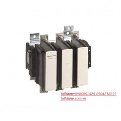 Contactor 3P 630A 230Vdc LC1F630MD