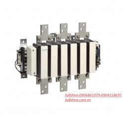Contactor 3P 780A 230Vdc LC1F780MD